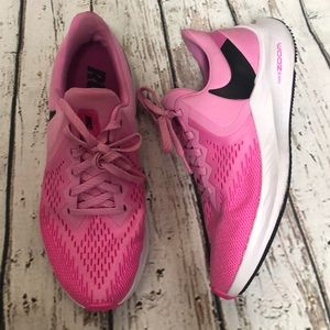 Pink Nike Zoom size 8